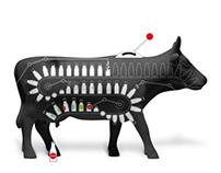 Cow Parade 2008