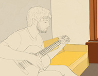 Josh on Guitar