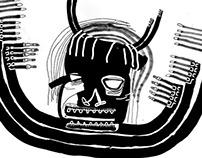 Angry God Poster