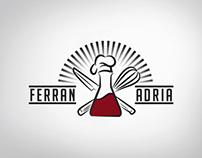 Ferran Adria Logo
