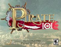 PIRATE 101 - Pirate Classes - Broadcast