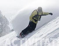 Web Escuela de esqui y snowboard Tavascan