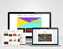 PELCOR - Site, iPad, iPhone, Facebook