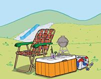 Stockpile Session Illustration