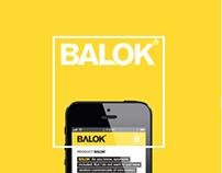 BALOK BRANDING