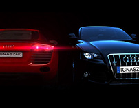 Audi Commercial A5 & R8
