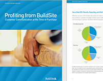 BuildSite Website, Mobile + Marketing