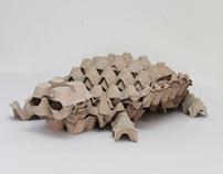 Ilustração perceção - Tartaruga