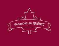 Vacances au Québec
