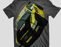 Rob Austin Racing T-shirts
