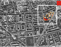 URB+ARCH Redevelopment of Badel Sq. Zagreb competition