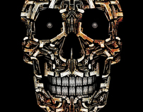 Skull Of Guns