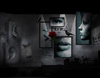 林宥嘉《 神遊 》2011巡迴演唱會 /《 耳朵 》舞台設定