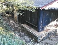 Keyhole Garden Concept Construction
