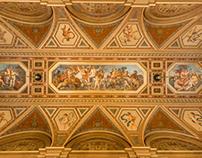 Budapest Ceilings