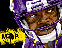 Adrian Peterson Commission