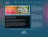 LTEC USA - Website for an IP Services Company