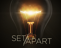 Set Apart- Sermon Series