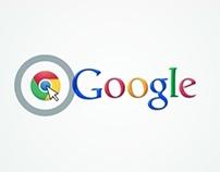 2D Animation - Google Ident