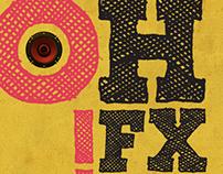 OH! FX- Sistema gráfico