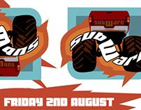 Subware Event Flyer Design