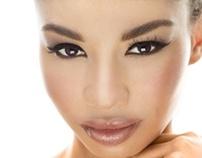 Dinair Cosmetics for Makeup Enthusiasts Magazine
