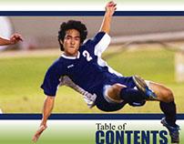 """Magazine Design - """"Hawaii Soccer"""""""