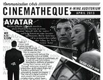 Cinematheque Advertisement