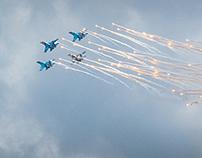 Falcons Russia
