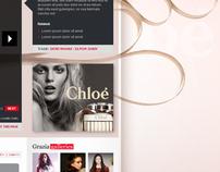 Grazia Gallery Chloe Skin