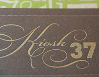 book / KIOSK 37