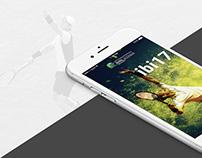 Internazionali BNL d'Italia - App Design