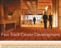 Hyatt International: Recruitment Brochure