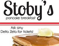 Stoby's Fundraiser event