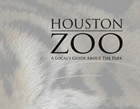 Houston Zoo Book
