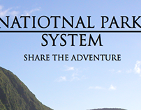 National Park Ad