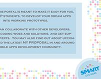 Smart AppVantage UI Web Designs