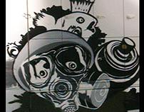 Mono Mural
