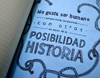 """Editorial/ilustración: Agenda """"Cuatro Estaciones"""""""