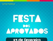 Convite Festa