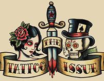 Kerrang! Magazine - The Tattoo Issue