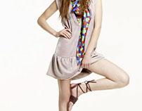 Textile design for senada SS 10