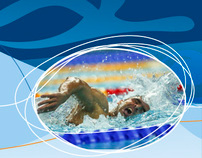 Panhellenic swimming championship & Paralympics flyer