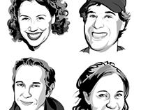 RIVET Magazine Portraits
