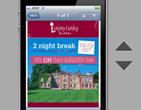 Responsive Email - Luxury Family Homes