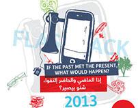 Wataniya 2013 Calendar