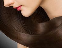 hair retouching