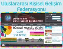 Uluslararası Kişisel Gelişim Federasyonu Web Sitesi