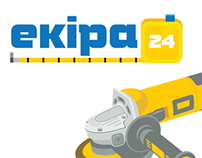 Ekipa24 - Branding