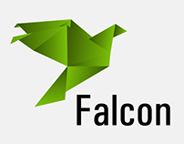 Home page of testing tool  Falcon